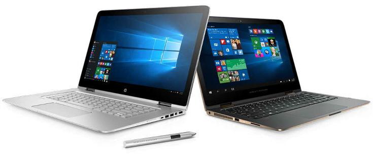 HP Spectre X360 15 Download Wireless - webcam - bluetooth